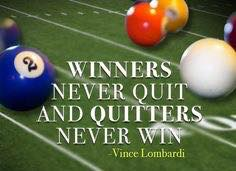 Winners never Quit Ivo Aarts